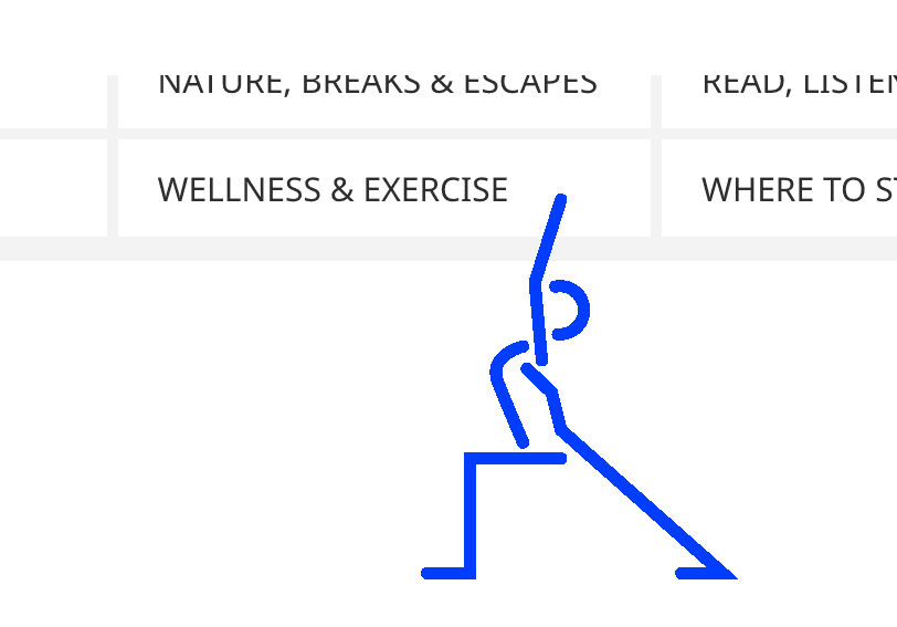 New Category: WELLNESS & EXERCISE