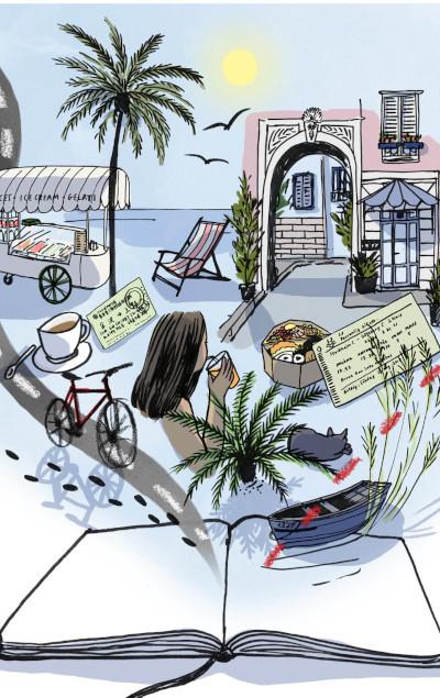 Travel Kollekt X A Quiet Day – Julia Hansson